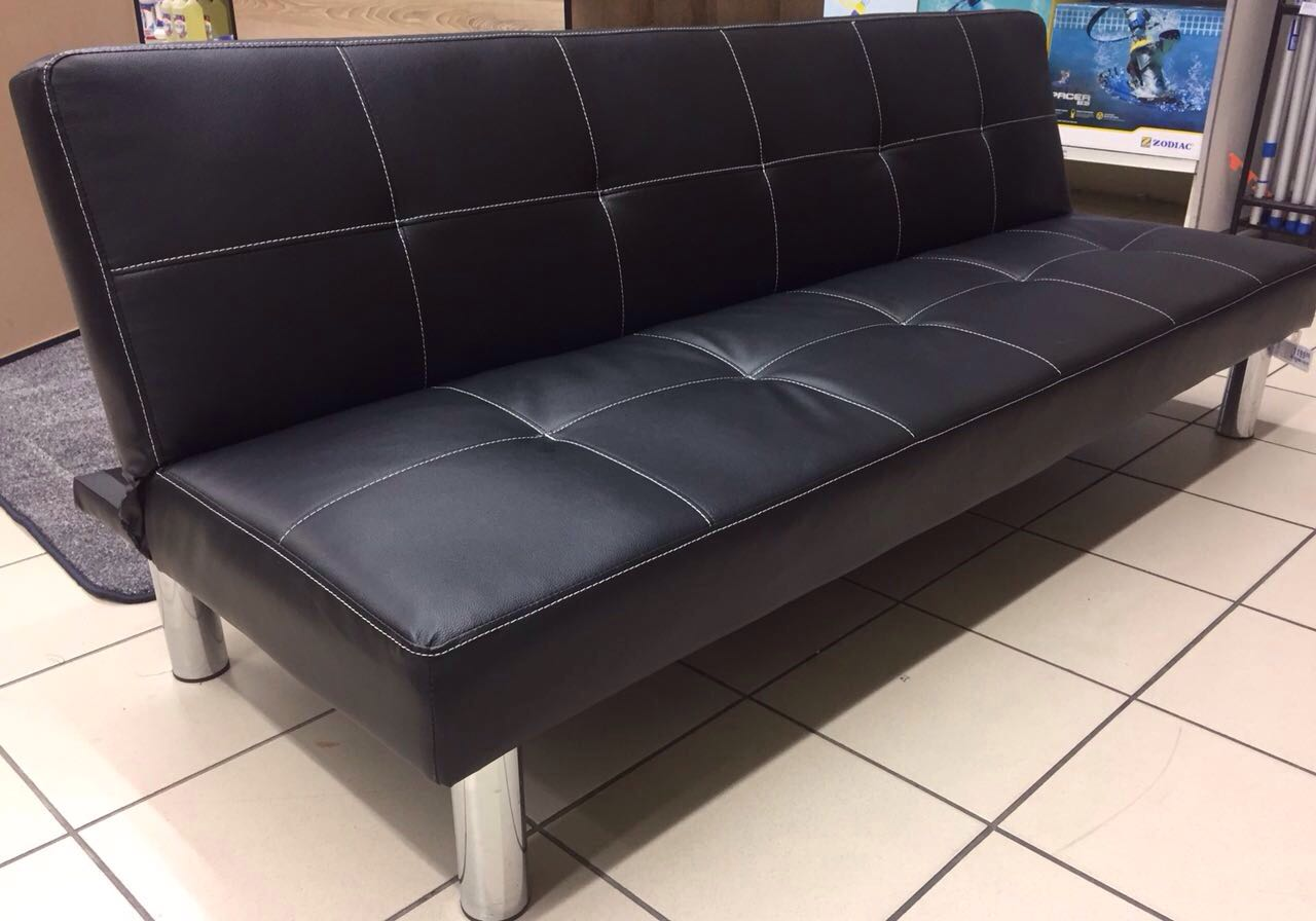 New Pleather Sleeper Couch Home Furniture Cape Town