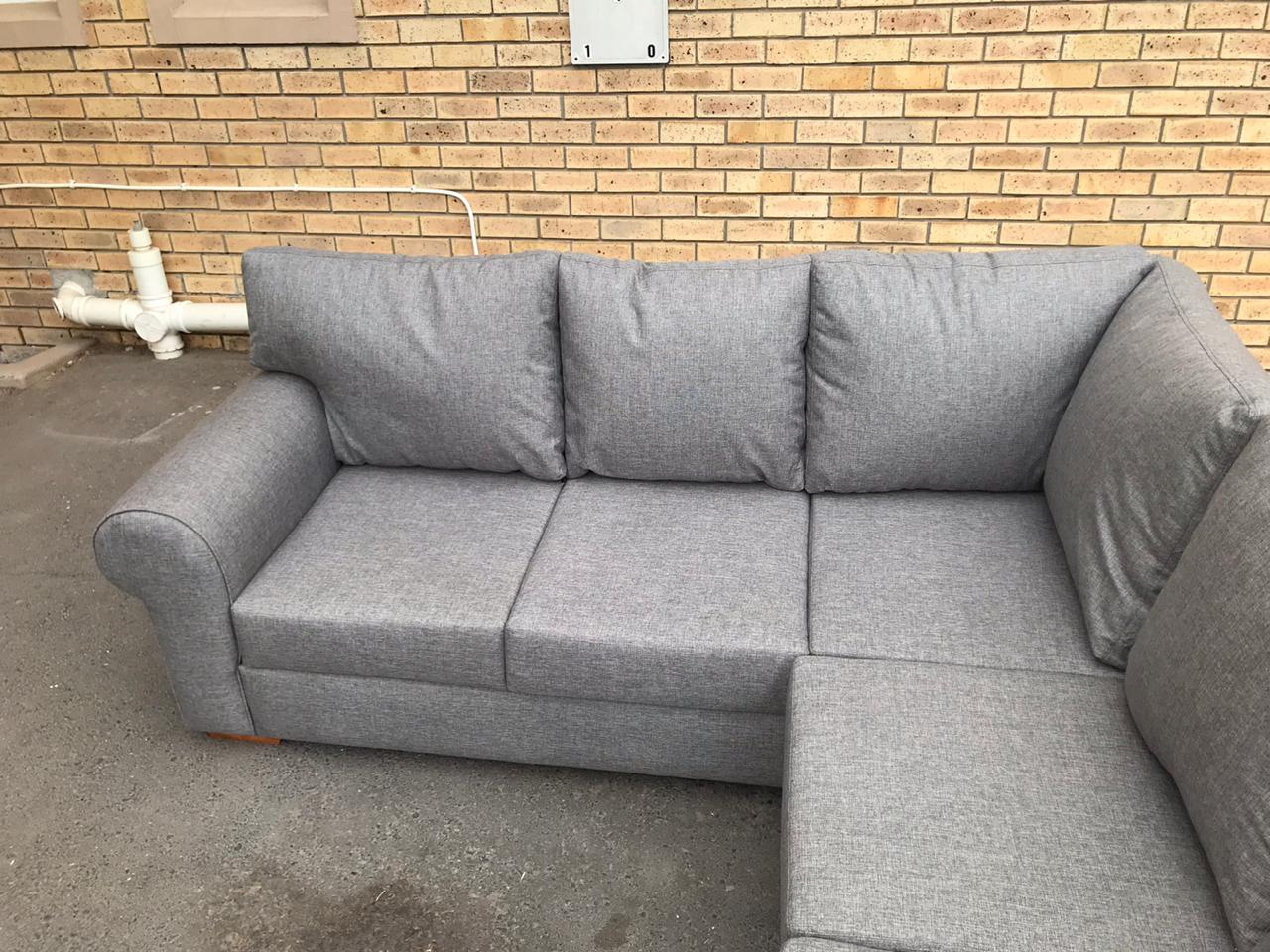 New Corricraft Style Corner Couch with sheet foam seats ...